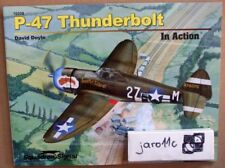 P-47 Thunderbolt in action - Squadron/Signal Publications