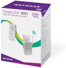 NETGEAR PLW1000100NAS 1000 mbps Wi-Fi Gigabit Port