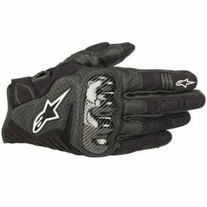Alpinestars SMX-1 Air V2 Short Riding Motorcycle Motorbike Gloves L #5