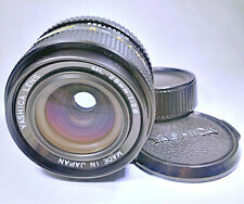 Yashica ML 28mm f/2.8 Fast Wide Angle Prime Lens ⌀52 - C/Y Mount