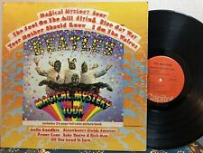 THE BEATLES magical mystery tour CAPITOL LP psych garage rock