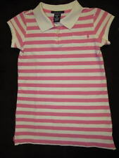 Baby Gap Pink & Whie Striped Dress, XS (4)