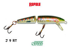 RAPALA JOINTED  J-9 - Colore:RT - FLOATING