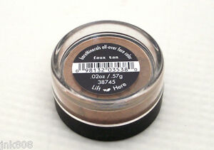 bare Minerals * FAUX TAN * All Over Face Color Bronzer $15 ~NEW & SEALED