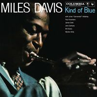 MILES DAVIS - KIND OF BLUE =MONO=   VINYL LP NEU
