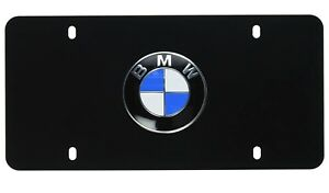 🔥Genuine NEW Stainless Steel Marque License Plate for BMW F30 G01 G05🔥