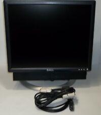 "Dell 17"" Swivel LCD Computer Monitor 1703FP w/ AX510 PA Stereo Soundbar Speaker"