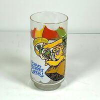 The Great Muppet Caper Glass Kermit, Fozie, Gonzo McDonald's Vintage 1981