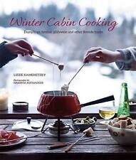 Winter Cabin Cooking and Garlic 2 Books Bundle Collection - Dumplings, fondue, g