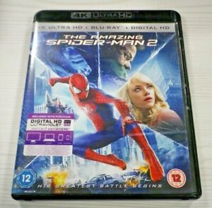 The Amazing Spider-Man 2 (Blu-ray, 2016)