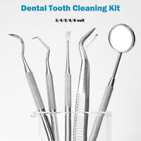Kit Di Pulizia  Dentale Scaler Denti Raschietto Igiene Orale Dental Dentista