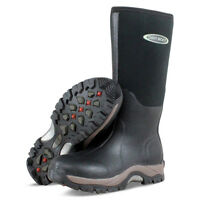 Dirt Boot® Neoprene Wellington Muck Boot Pro-Sport™ Unisex Black
