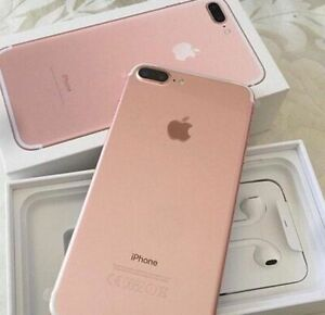 USED Apple iPhone 7 Plus 32GB Rose Gold - Factory Unlocked, Complete