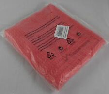 Tupperware T 40 FaserPro Faser Pro Chef Tuch Mikrofasertuch Rot Neu OVP