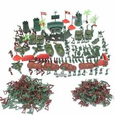 290pcs/set Military Model Playset Toy Soldier Army Men 4cm Action Figure Toy US