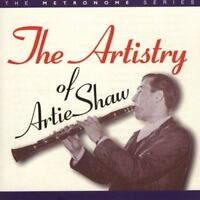 Artie Shaw - The Artistry of Artie Shaw [CD]