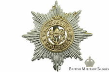 Staybrite: The Cheshire Regiment Staybright Cap Badge - Anodised Aluminium