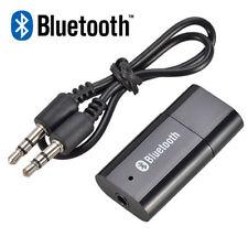 USB Bluetooth Music Receiver Audio Cable fr Car AUX IN MP3 Speaker iPhone 6 Plus