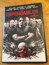 The Expendables (DVD, 2010) {Eng/Fre} - Widescreen