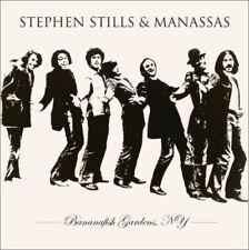 CD - STEPHEN STILLS & MANASSAS - Bananafish Gardens NY. New + sealed ** NEW