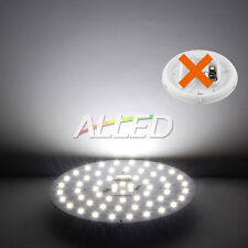 12V Cool White LED 2D Fluorescent Replacement Lamp Down/Dome Cabin/CaravanLight