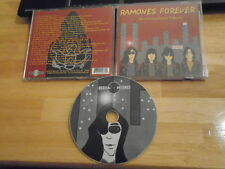 RARE OOP Ramones Forever CD TRIBUTE Golden Green NEVEN Dirty Scums MARKY RAMONE