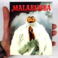 Malabimba Blu-Ray & DVD Combo Exclusive Embossed Slipcover