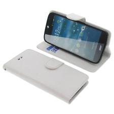 Custodia Per Acer Liquid Jade Z Protettiva Cellulare Libro Bianco