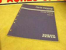 "VOLVO 1997 OEM Parts Catalog 3.0L  ""LK"" Model  #7797390-7  FINAL EDITION 3-F-2"