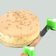 2Pcs 5Layers Bread Slicer Food-Grade Plastic Cake Bread Cutter Cutting Bread