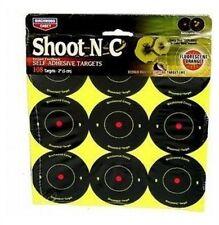 NEW! Birchwood Casey Shoot-N-C 2Rd Target, 108 Targets Model# 34210