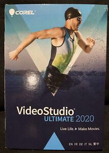 Corel - VideoStudio Ultimate 2020 - Windows 10 Movie Creator Software