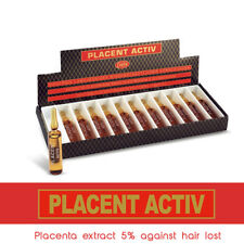 ELIDOR Placenta Hair Liquid Treatment Lotion Placent Activ Hair Loss 12x6ml