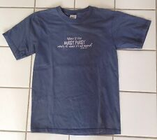 Vintage Old Faded T Shirt 2003 Co-Edikit Hokey Pokey Live Out Loud Size Small