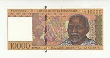 Madagascar 10 000 francs 1995 AUNC/UNC p79a @ low start