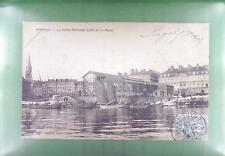 CPA France 1905 Nantes Schiffe Ship Boat Sail Nave Marine Statek Port s16
