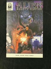 Alien Bounty Hunter #1 (Vault Comics 2017) Nick Robles Adrian Wassel First Print