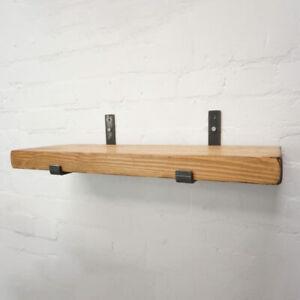Shelf Brackets Scaffold Board Heavy Duty Industrial Rustic (Pair of Brackets)