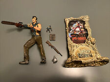 Mcfarlane Movie Maniacs Ash Army Of Darkness Toy Figure Evil Dead