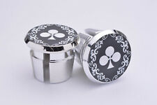 Colnago Arabesqe Plugs Caps Tapones guidon bouchons lenker vintage style New