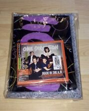 One Direction Made In The A.M. JP HMV Excl Deluxe Bundle folder Towel New Sealed