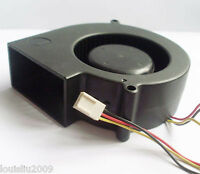 1pc DC Cooling Blower Fan 97x97x33mm 97mm 9733S 12V 3Wire