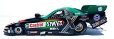 ACTION TONY PEDREGON CASTROL SYNTEC 2002 MUSTANG FUNNY CAR 1:24 SCALE