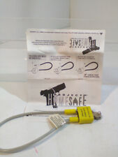 Lot of 3 Project Homesafe Gun Safety Lock With 2 Keys in Package