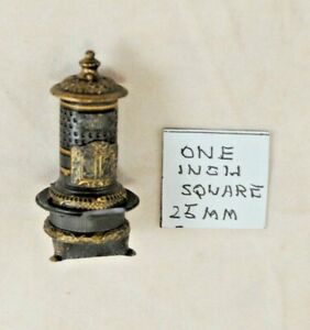 Half Scale 1/24    Kerosene STOVE     T0260   dollhouse miniature  furniture