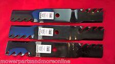 3 x John Deere 52 inch Gator Blade -Z445 X530 X495 - M143520 , M135334 , M145516