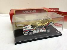 KYOSHO 1/43 Lancia 037 Rally 84 Tour De Corse #5   BOXED