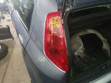 Fiat Grande Punto NS Rear Tail Light With Plug