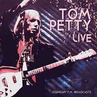 TOM PETTY - LIVE (VINYL LP) New & Sealed