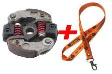 49cc Renn Kupplung Fliehkraftkupplung + Lanyard für 49cc 2 Takt Motor Pocketbike